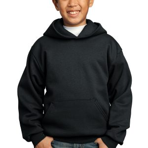 Port & Company® – Youth Core Fleece Pullover Hooded Sweatshirt