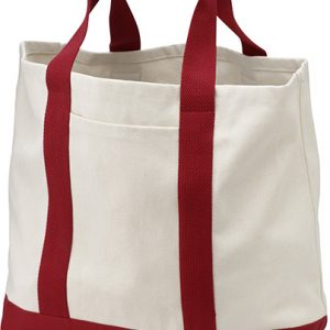 Port Authority® – Two-Tone Shopping Tote