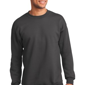 Port & Company Tall Essential Fleece Crewneck Sweatshirt