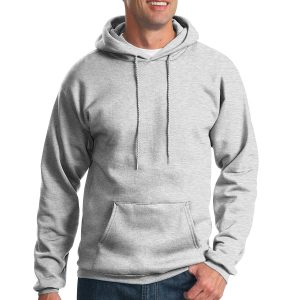 Port & Company Tall Essential Fleece Pullover Hooded Sweatshirt