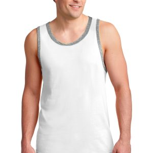 Anvil® 100% Combed Ring Spun Cotton Tank Top