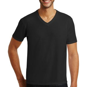 Anvil® Tri-Blend V-Neck Tee