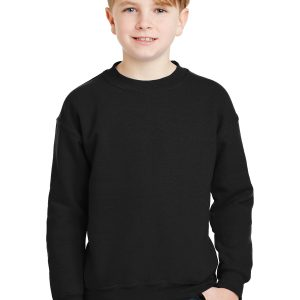 Gildan Kids Heavy Blend Crewneck Sweatshirt